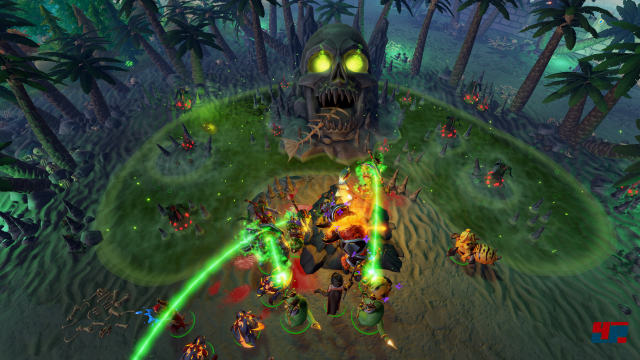 Screenshot - Dungeons 3 (PC)