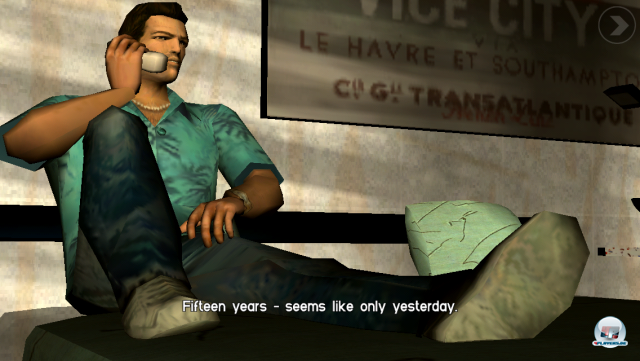 Screenshot - Grand Theft Auto: Vice City (iPhone) 92430502