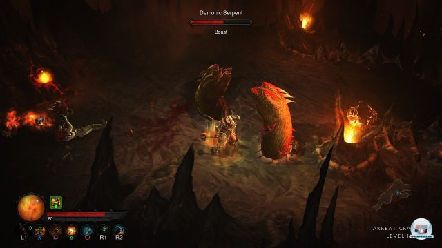 Screenshot - Diablo 3 (PlayStation3)
