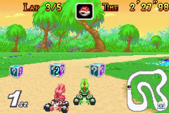 Screenshot - Mario Kart Super Circuit (GBA) 2370082