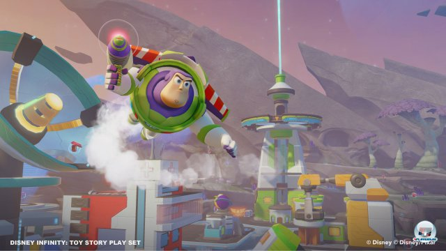 Screenshot - Disney Infinity (360)
