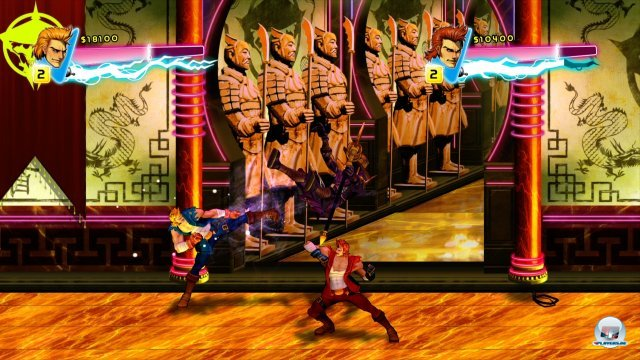 Screenshot - Double Dragon Neon (360) 92400302