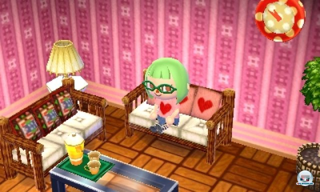 Screenshot - Animal Crossing 3DS (3DS) 2266007