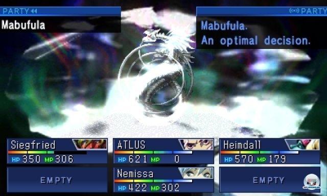Screenshot - Shin Megami Tensei: Devil Summoner - Soul Hackers (3DS) 92460040
