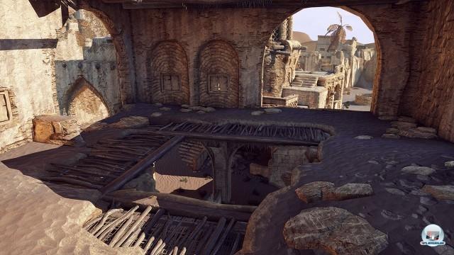 Screenshot - Uncharted 3: Drake's Deception (PlayStation3) 2245652
