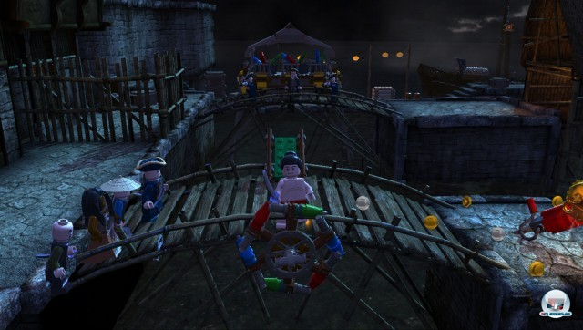 Screenshot - Lego Pirates of the Caribbean - Das Videospiel (360) 2218143