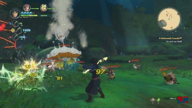 Screenshot - Ni No Kuni 2: Schicksal eines Königreichs (PC) 92559405