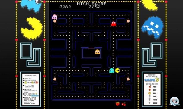 Screenshot - Pac-Man & Galaga Dimensions (3DS) 2257232
