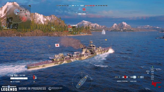 Screenshot - World of Warships (PS4) 92572422
