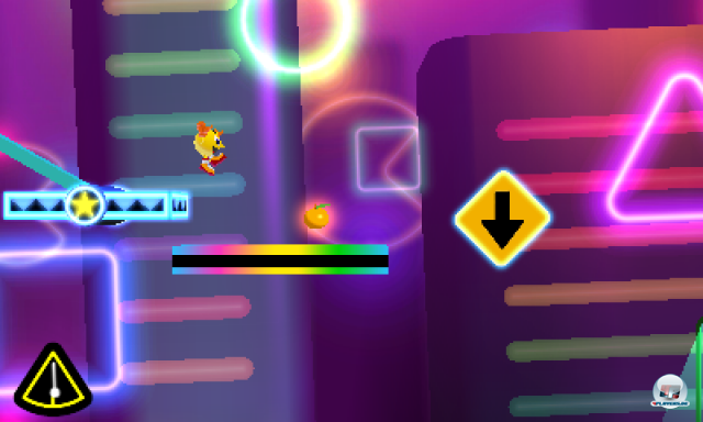 Screenshot - Pac-Man & Galaga Dimensions (3DS) 2257332