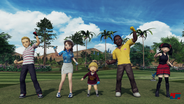 Screenshot - Everybody's Golf (PS4) 92552839