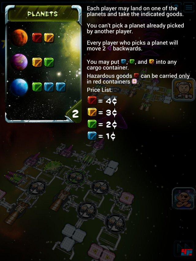 Screenshot - Galaxy Trucker (iPad) 92491752