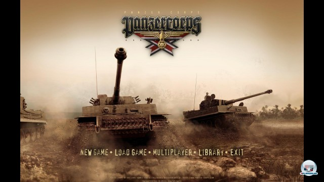 Screenshot - Panzer Corps (PC)