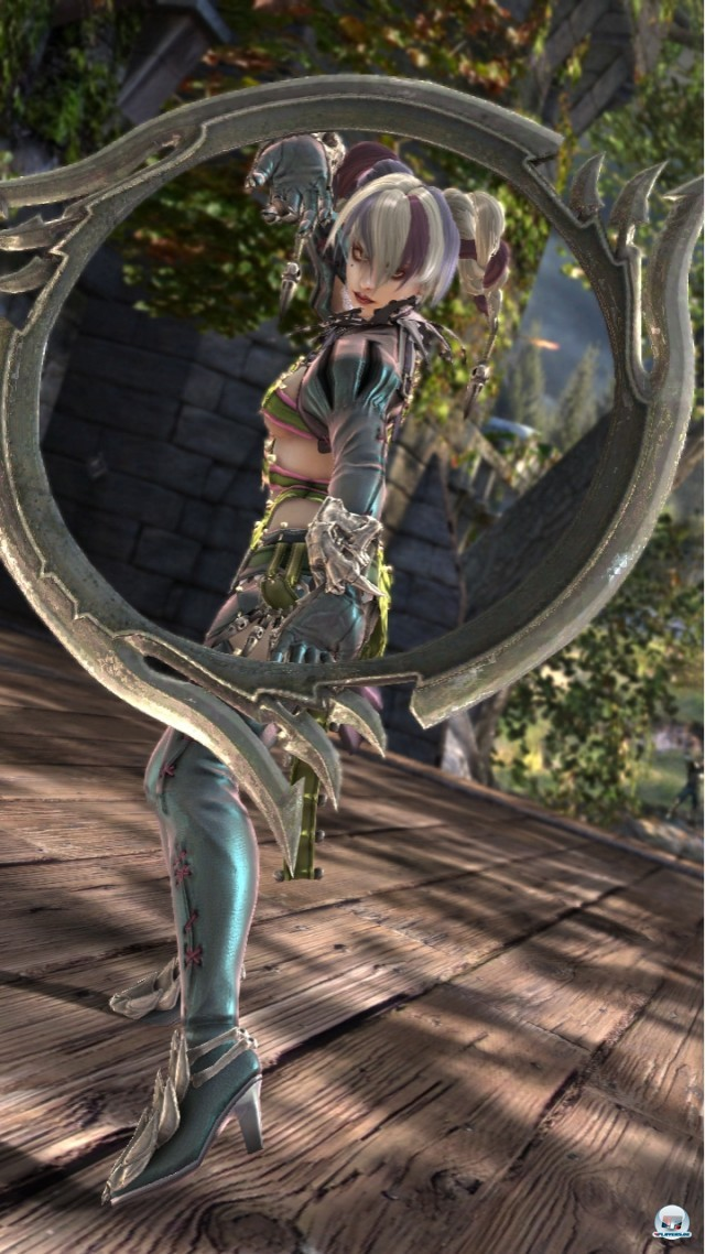 Screenshot - Soul Calibur V (360) 2250277