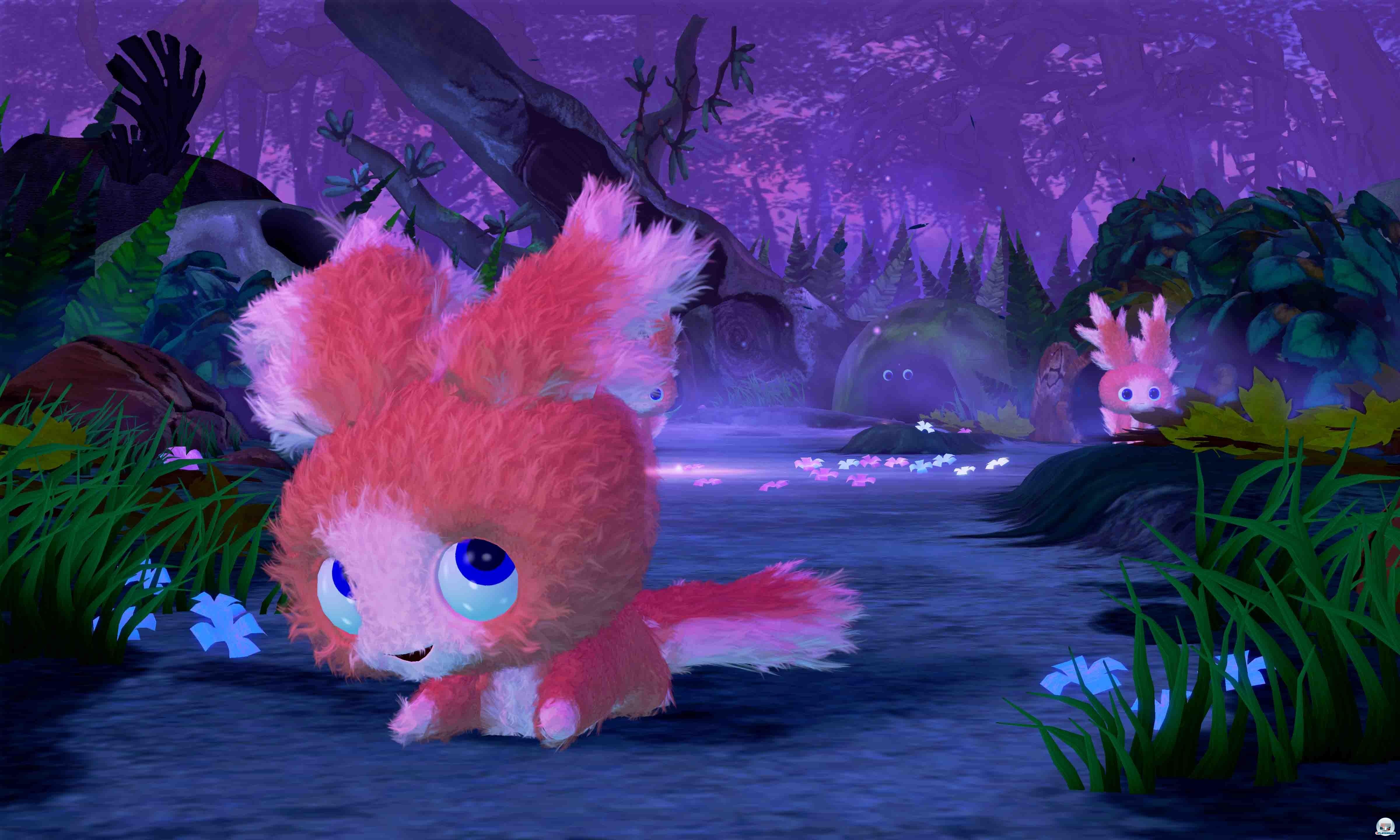 Die sechs Episoden bieten ein breites Spektrum an kindgerechten Emotionen, ohne die jungen Spieler zu überfordern.