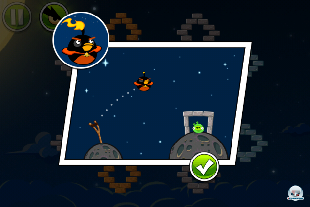 Screenshot - Angry Birds Space (iPhone) 2333657