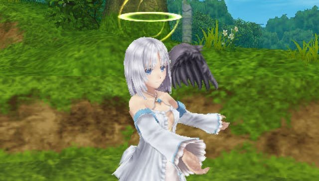 Screenshot - Shining Ark (PSP) 92420387