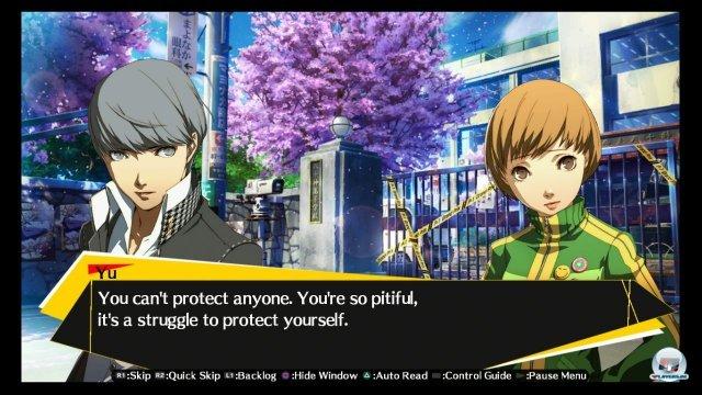 Screenshot - Persona 4: Arena (PlayStation3) 2380597