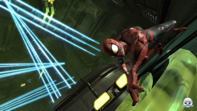 Screenshot - Spider-Man: Edge of Time (360) 2241208