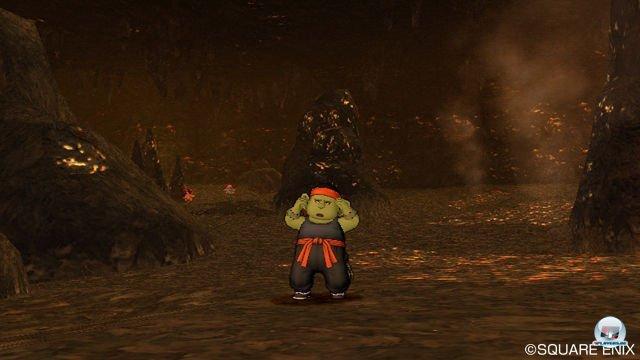 Screenshot - Dragon Quest X Online (Wii) 2287197