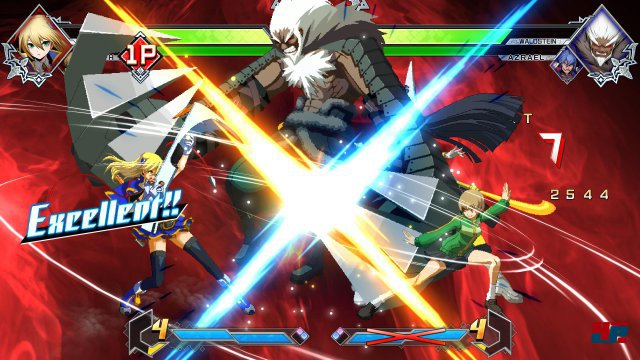Screenshot - BlazBlue: Cross Tag Battle (PC)