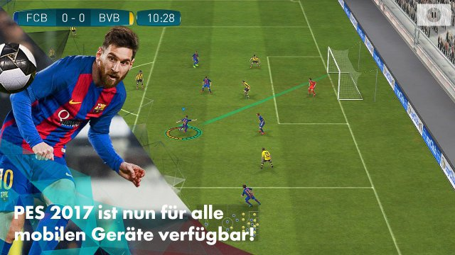 Screenshot - Pro Evolution Soccer 2017 (Android) 92545411