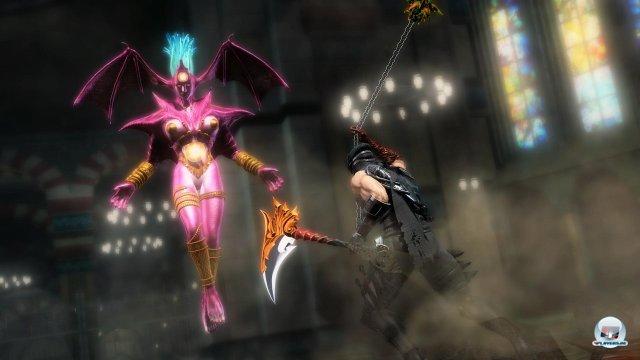 Screenshot - Ninja Gaiden 3 - Razor's Edge (Wii_U) 92416582