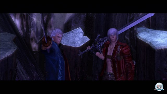 Screenshot - Devil May Cry HD Collection (360) 2285057