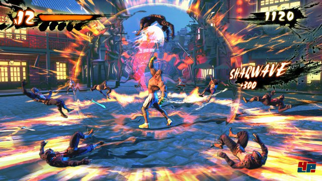 Screenshot - Shaq Fu: A Legend Reborn (Android)