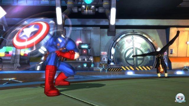 Screenshot - Marvel Avengers: Kampf um die Erde (Wii_U) 92401082