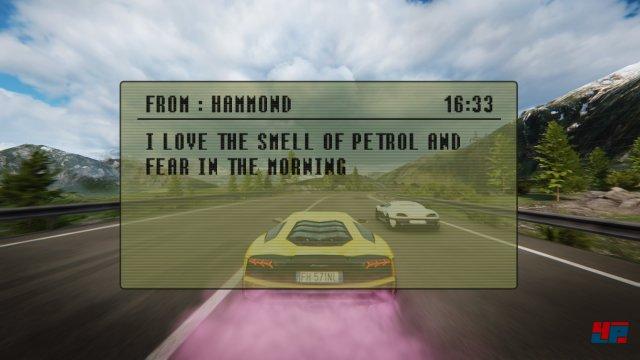 In Rennen setzt man Specials wie den Bonbon-Nebel oder SMS-Bomben ein.