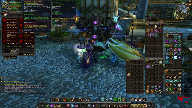 Screenshot - World of WarCraft: Legion (Mac) 92530860
