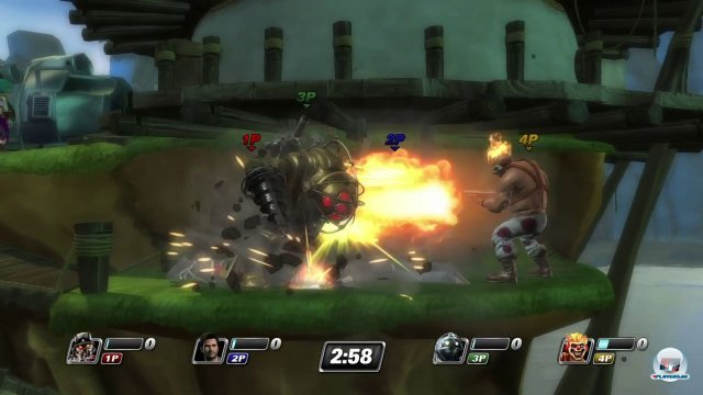 Screenshot - PlayStation All-Stars: Battle Royale (PS_Vita) 2365122
