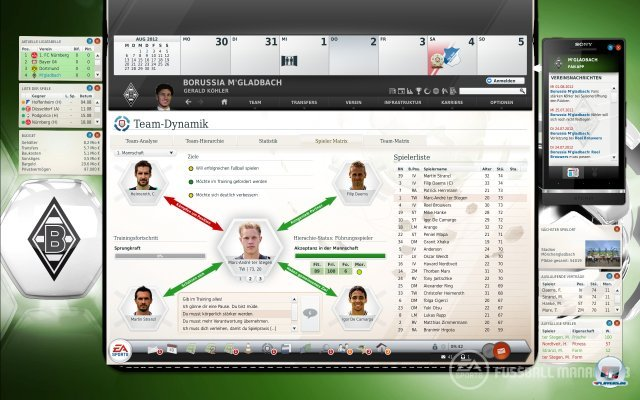 Screenshot - Fussball Manager 13 (PC)