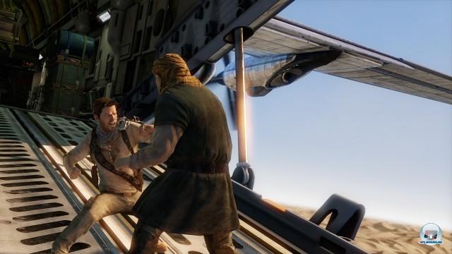 Screenshot - Uncharted 3: Drake's Deception (PlayStation3) 2245592