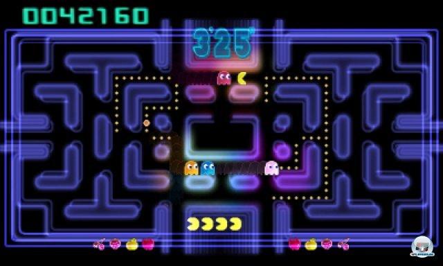 Screenshot - Pac-Man & Galaga Dimensions (3DS) 2257227