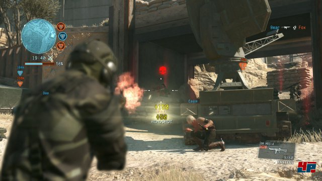 Screenshot - Metal Gear Online (360) 92515128