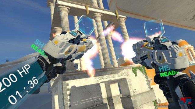 Screenshot - Skyfront VR (HTCVive)