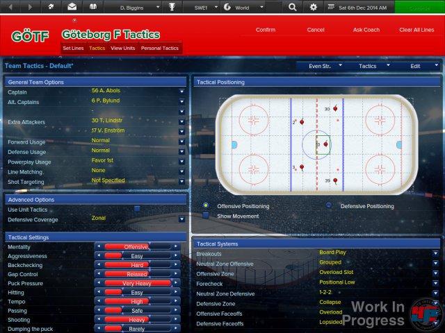 Screenshot - Eastside Hockey Manager (PC)