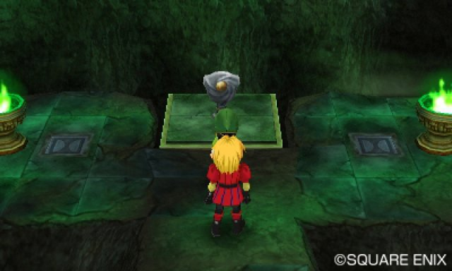 Screenshot - Dragon Quest 7: Fragmente der Vergangenheit (3DS)