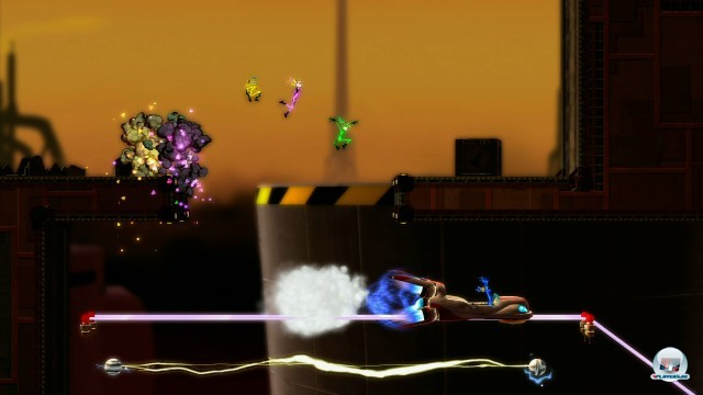 Screenshot - Ms. Splosion Man (360) 2233157