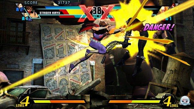 Screenshot - Ultimate Marvel vs. Capcom 3 (PS_Vita) 2317022