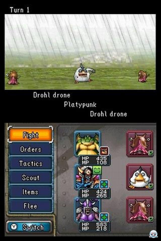 Screenshot - Dragon Quest Monsters: Joker 2 (NDS) 2230298