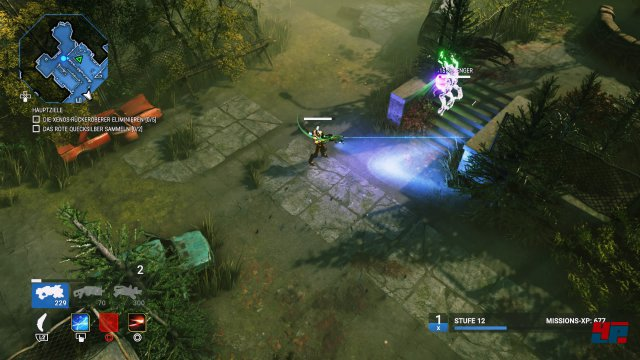 Screenshot - Alienation (PlayStation4) 92524844