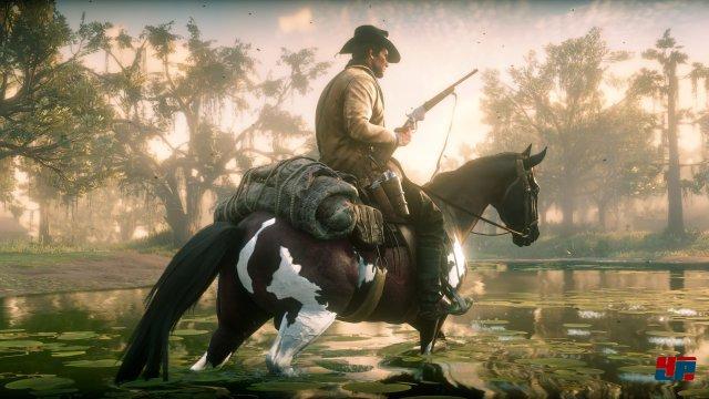 Screenshot - Red Dead Redemption 2 (PS4)