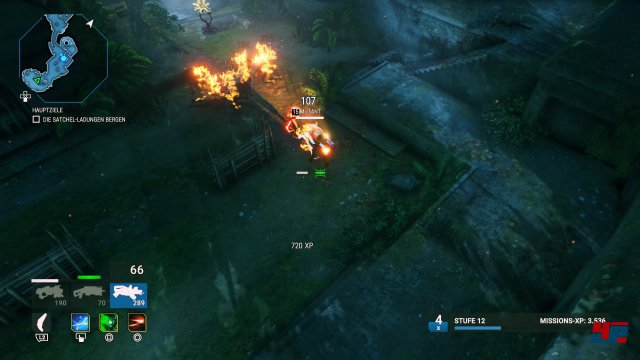 Screenshot - Alienation (PlayStation4) 92524838