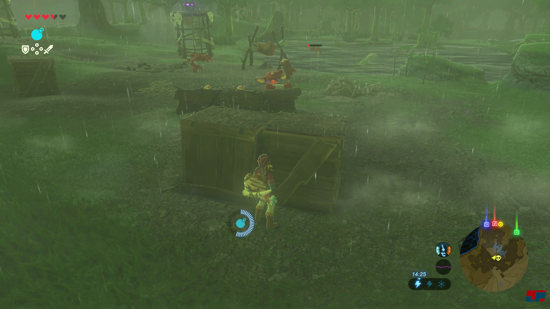 Screenshot The Legend of Zelda Breath of the Wild Switch