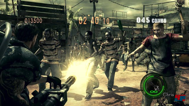Screenshot - Resident Evil 5 (PlayStation4) 92526545