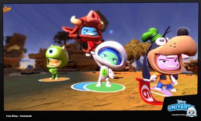 Screenshot - Disney Universe (PC) 2247592