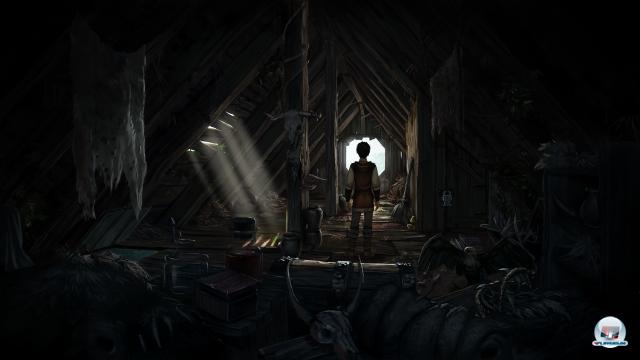 Screenshot - Das Schwarze Auge: Memoria (PC)